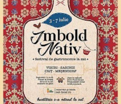 IMBOLD NATIV – festival de gastronomie la sat