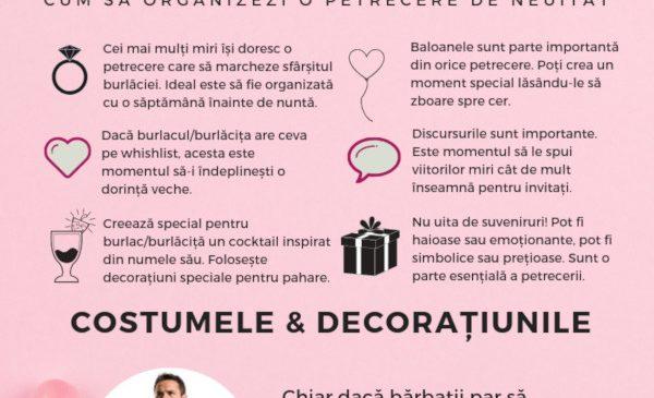 Burlaci și burlăcițe: cum să organizezi o petrecere memorabilă