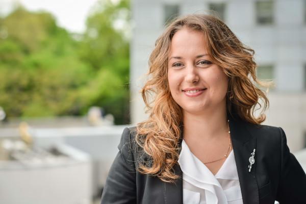 Irina Dobre, Partener Audit, Deloitte România
