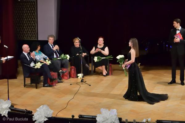 Juriul LAssoluta Virginia Zeani Royal Voice Competition