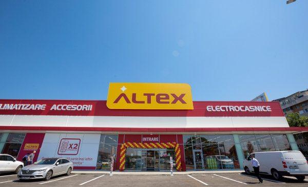Investiție ALTEX de 5,3 MIL euro pentru inaugurarea unui nou concept: CENTRUL de SERVICII în magazinul cu numărul 101 al rețelei naționale