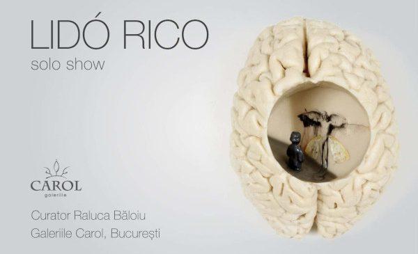 Unul dintre cei mai aclamați artiști contemporani la nivel internațional, sculptorul spaniol Lidó Rico vine în premieră la București la Galeriile Carol