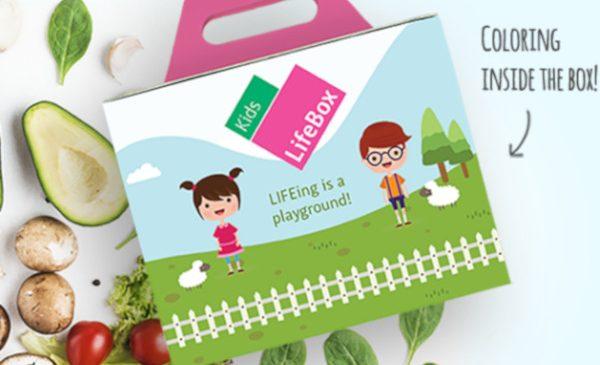 LifeBox lansează LifeBox Kids – meniuri special create pentru copii