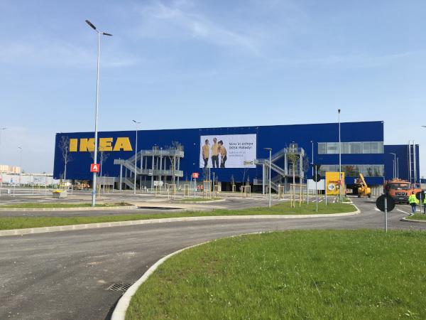 Magazinul IKEA Pallady