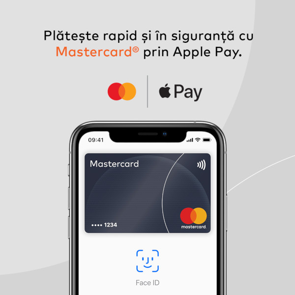 Mastercard & Apple Pay