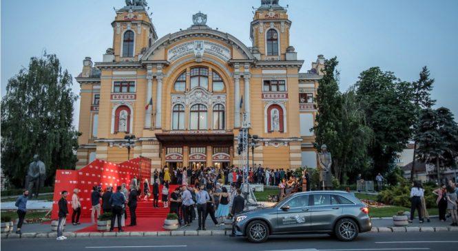 Mercedes-Benz și TIFF – experiențe conduse de emoție și inteligență, la ediția de majorat a festivalului