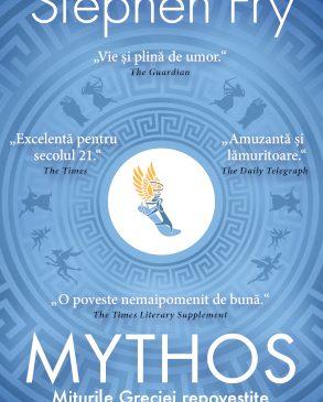 """""""Mythos"""" – cea mai bună carte de citit pe plajă, în vacanță în Grecia"""