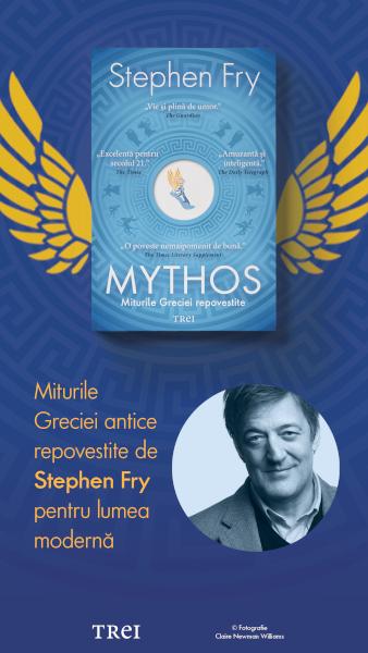 Mythos, Stephen Fry
