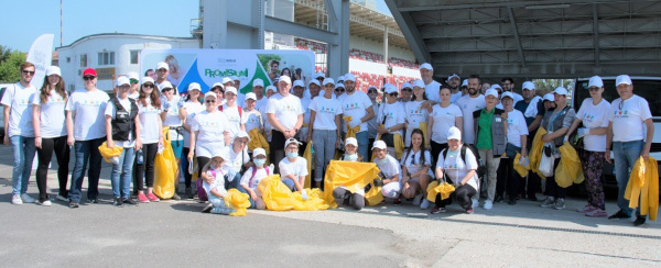 Nestle, Oceans Day, voluntari