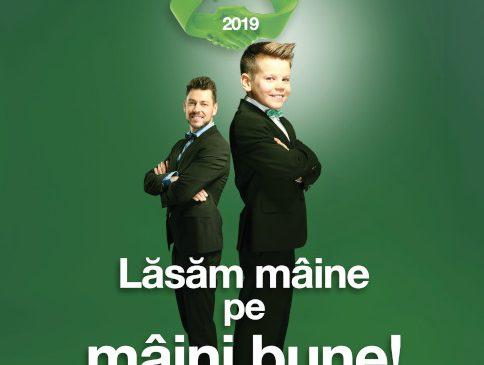 """De Ziua Mondială a Mediului, Asociaţia Environ dă startul competiţiei """"Leapşa Reciclării"""", parte din programul Recycle Mit! – Provocare la reciclare"""