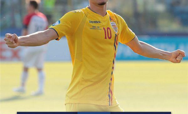 TVR 1, lider de audienţă cu primul meci al României la CE U21