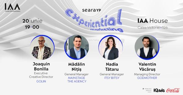 Seara YP dedicata Experiential Marketing