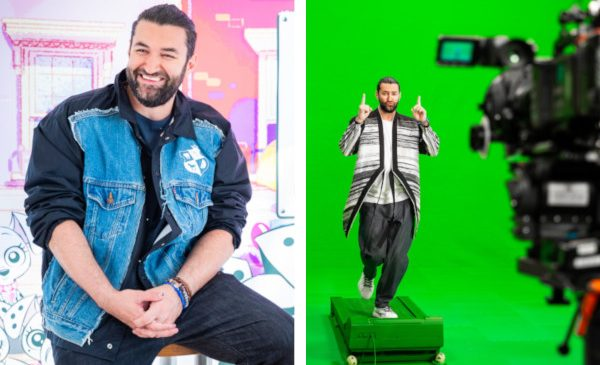 """Smiley este eroul unui nou videoclip alături de cățeii din """"Strada Dalmațieni 101"""""""