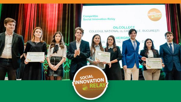 Social Innovation Relay 2019