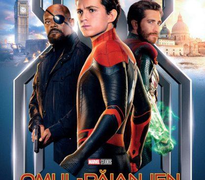 Omul Păianjen se avântă în vârful box-office