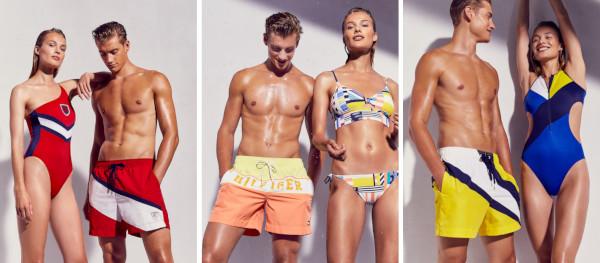 Swimwear, Tommy Hilfiger