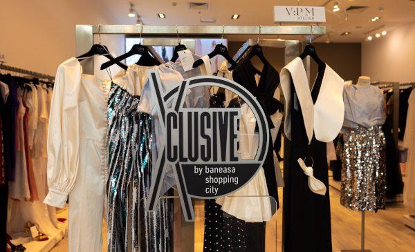 Băneasa Shopping City continuă seria de evenimente Băneasa Xclusive cu cocktailul prilejuit de prezența exclusivă a brandului V:PM în portofoliul Victoria Gallery