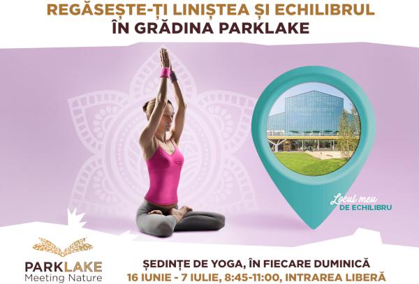 Yoga@ParkLake