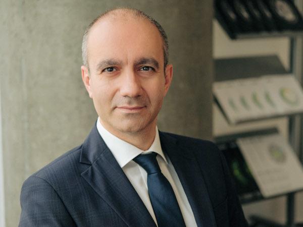 Zeno Căprariu, Partener Audit, Deloitte România