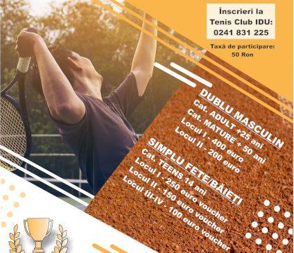 A 11-a editie a Cupei CELCO de tenis de camp s-a incheiat