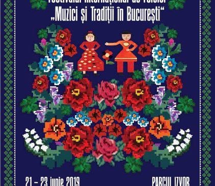 """Începe cea de-a XIII-a ediţie a Festivalului Internațional de Folclor """"Muzici și Tradiții în București"""", în Parcul Izvor din Capitală"""