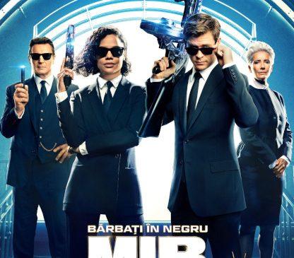 """""""Men in Black: International""""/""""Bărbaţi în negru"""" revin în forță la cinema"""