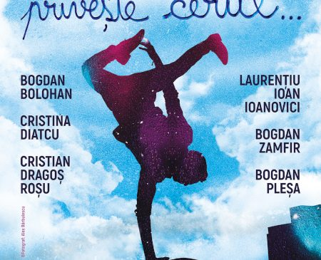 """""""Privește cerul"""" – un demers despre nevoia de a ne rupe de tehnologie aduce breakdance-ul pe scena Teatrelli, într-un spectacol unic marca Bogdan Bolohan"""