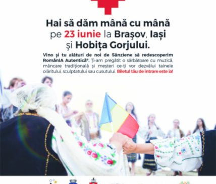 RomânIA Autentică în straie de festival la ediţia a IV-a