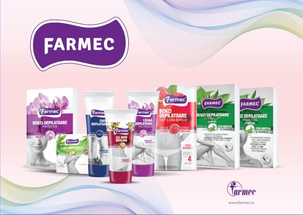 depilatoare Farmec