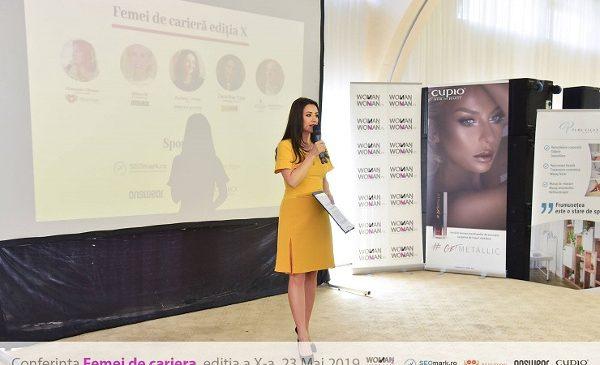 Conferinta Femei de cariera la editie aniversara – care au fost cele mai importante momente