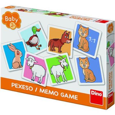 Joc de memorie - Ferma veselă
