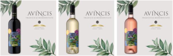 lansare etichete AVINCIS Vila Dobrusa