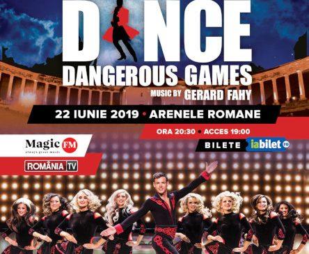 Dansatorii Lord Of The Dance sărbătoresc 10 ani de spectacole în România, într-o reprezentație specială, pe 22 iunie, la Arenele Romane