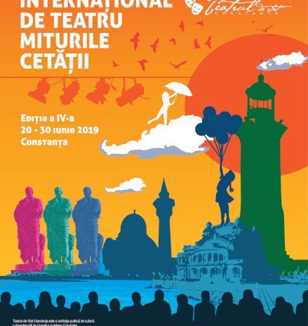 Festivalul Internaţional de Teatru MITURILE CETĂŢII