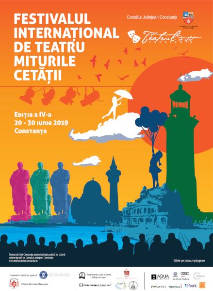 poster Miturile Cetatii 2019