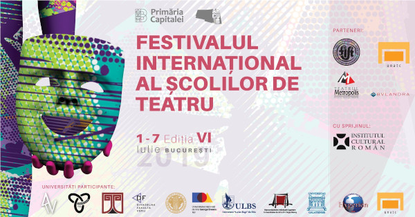 vizual Festivalul International al Scolilor de Teatru 2019