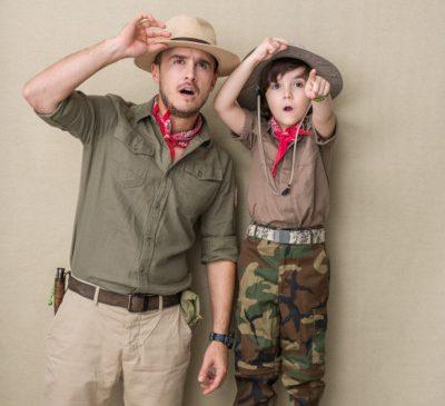 90 de copii îl însoțesc pe Șerban Copoț în Tabăra exploratorilor