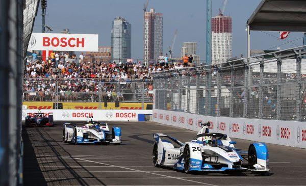 Două podiumuri pentru BMW i Andretti Motorsport în cursele New York City E-prix – Premieră pentru Alexander Sims