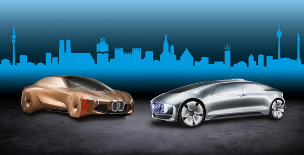 BMW Group and Daimler AG launch long-term development cooperation for automated driving