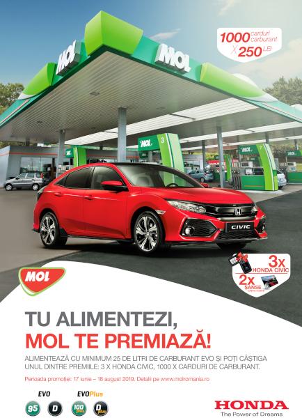 Campanie Carburanti Honda