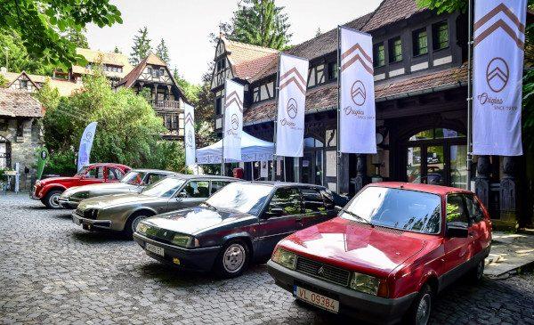Citroën continuă să sărbătorească Centenarul alături de peste 3.000 de pasionați de automobile, la Concursul de Eleganță, ediția 2019
