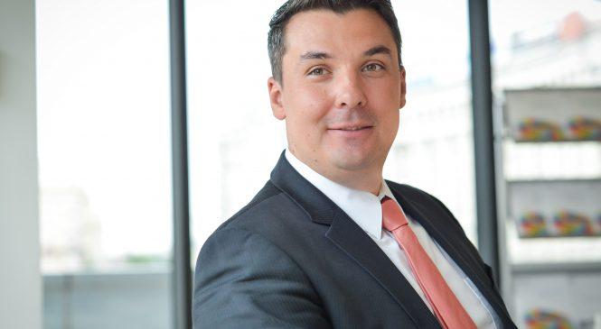 Reff & Asociații îl promovează în rolul de Partener pe Cristi Secrieru, avocat specializat în litigii