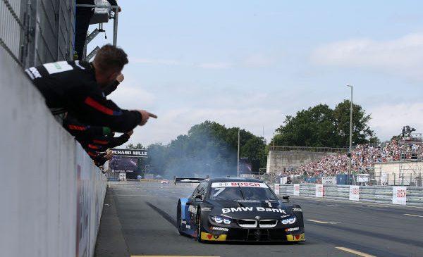 Spengler câştigă cursa de duminică de la Norisring şi este recordman solitar al victoriilor pe circuitul stradal din DTM