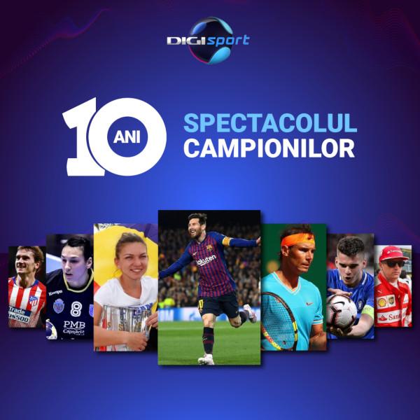 Digi Sport 10 ani