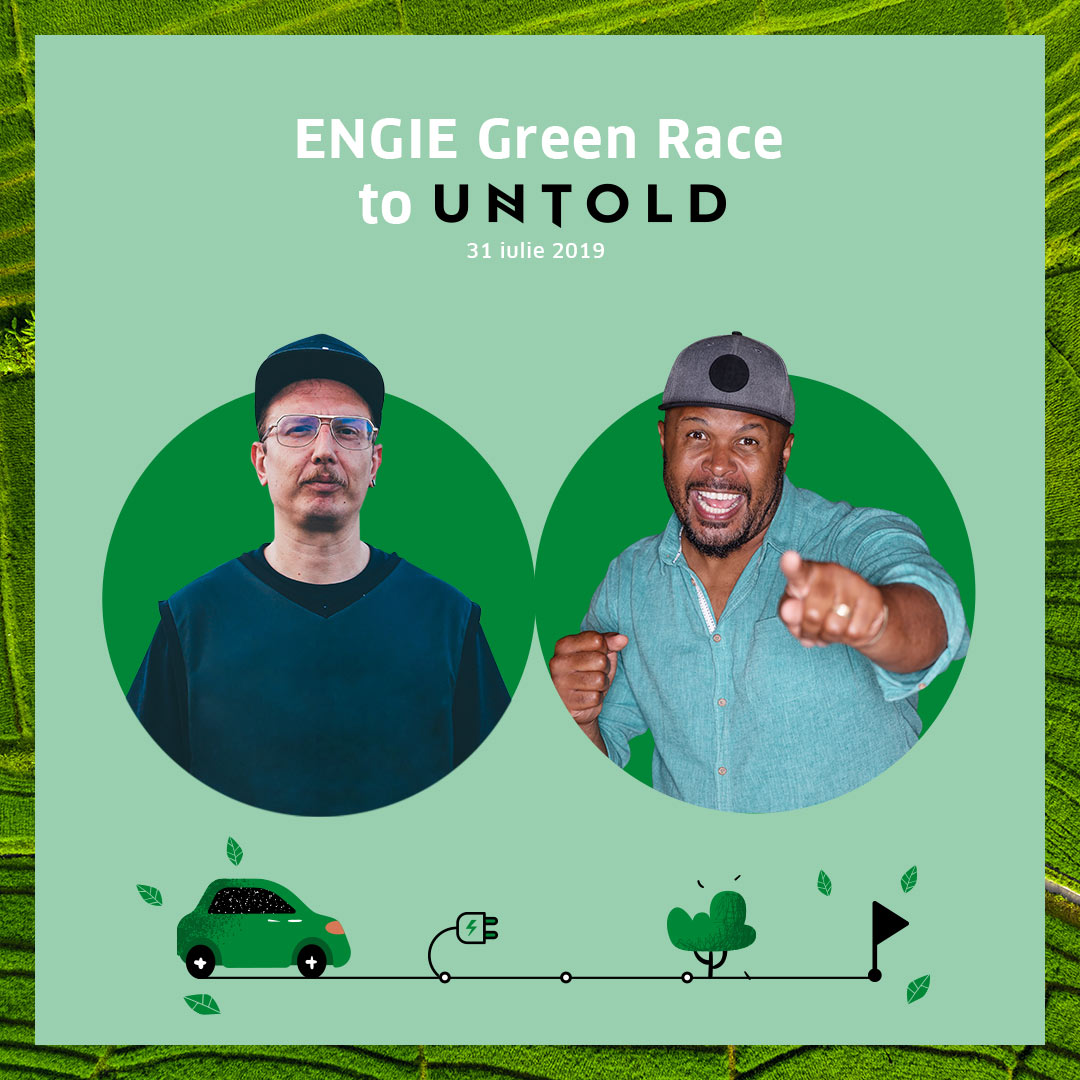 ENGIE Green Race to UNTOLD KV 2
