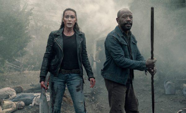 """AMC anunță că a doua jumătate a sezonului cinci din """"Fear the Walking Dead"""" va reveni din 12 august de la ora 22:00"""