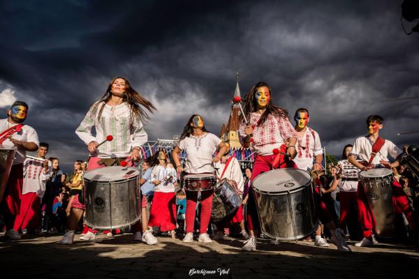 Formația de samba Barbarossa