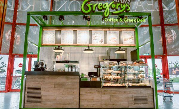 Gregory's se extinde în Centrul Vechi din București și Băneasa Shopping City