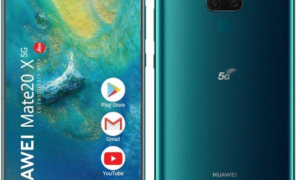 Huawei lansează primul său smartphone comercial 5G – HUAWEI Mate 20 X (5G)