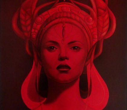 Young Blood în arta românească